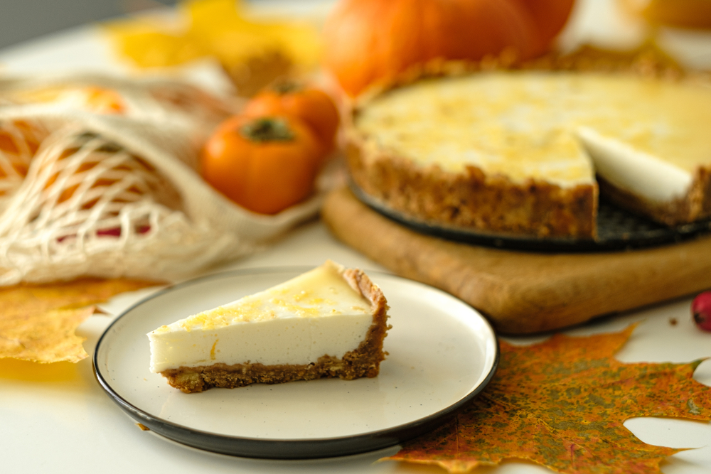 thanksgiving cheesecake